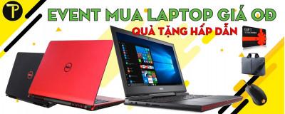 Event - Chào mừng năm học mới 2019, mua Laptop Gaming tặng ngay 1 triệu tiền mặt