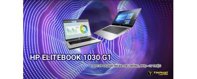 Laptop HPEliteBook1030 G1 doanh nhân siêu mỏng nhẹ tầm giá 10 triệu