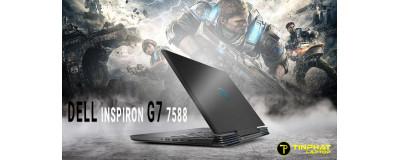 Đánh giá Laptop Gaming Dell Inspiron G7 7588 – Mãnh hổ của game Trung Địa