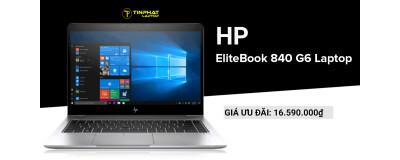 Đánh giá HP Elitebook 840 G6 - Laptop chất dành cho doanh nhân thứ thiệt
