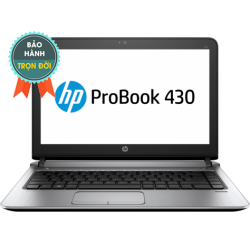 HP Elitebook 430G3 - i5-6200/4/SSD120
