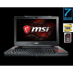 MSI GT83VR 7RF i7-7920HQ/Ram 32GB/GTX 1080 SLI/SSD 512/HDD 1TB/ Likenew - Chính hãng