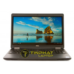 DELL LATITUDE E5570 (I7-6820HQ/8GB RAM/256GB SSD/15.6 INCH FHD/VGA AMD R7M360 2GB)