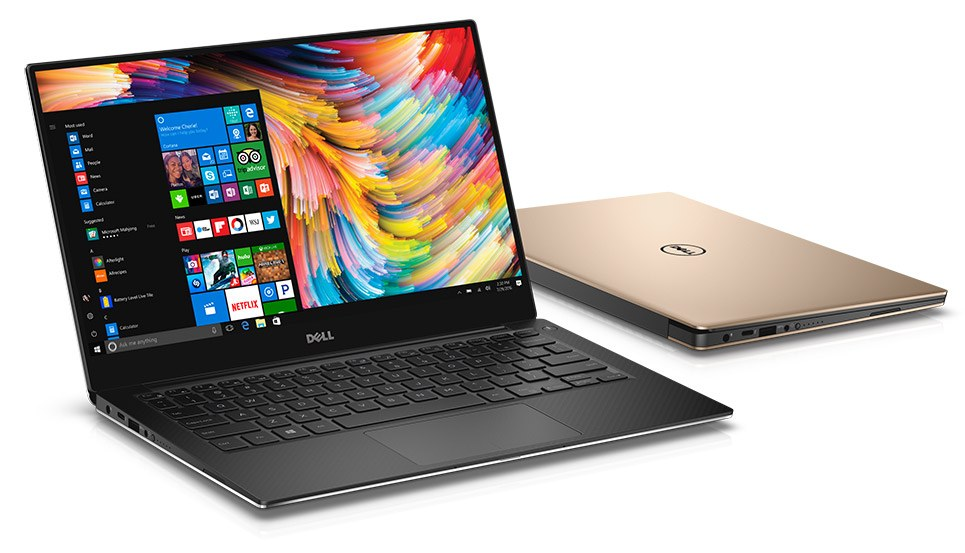 Dell XPS 13 9360 2016 13.3 inch Windows 10