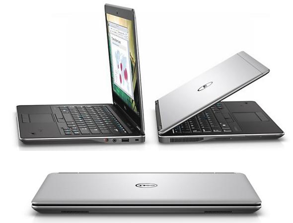 Thiết kế Dell Latitude E7440 sánh ngang Macbook