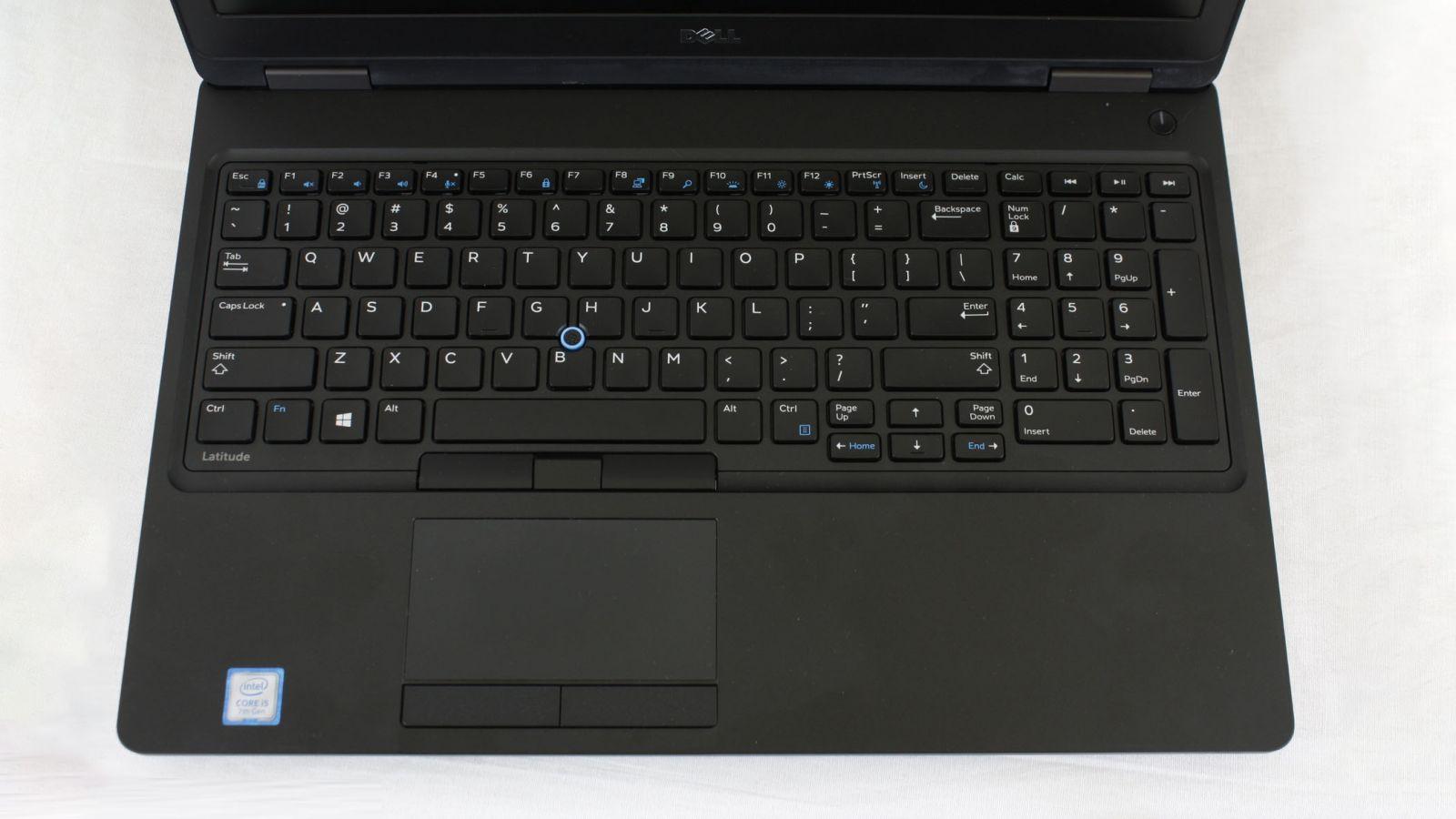 Sức mạnh Dell Latitude E5580